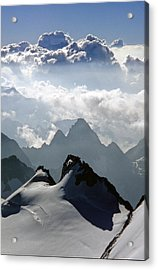 Il Paradiso Acrylic Print by Alpine Light & Structure
