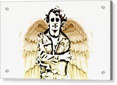 Imagine There's No Heaven Acrylic Print by Bill Cannon