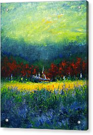 Independence Day Acrylic Print by Shannon Grissom