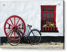 Irish Pub Acrylic Print by Andrew  Michael