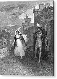 Ivanhoe, 1832 Acrylic Print by Granger