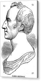 James Smithson (1765-1829) Acrylic Print by Granger