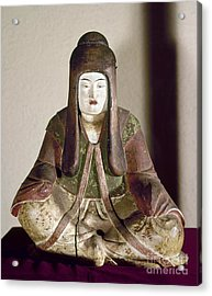 Japan: Statue, 9th Century Acrylic Print by Granger