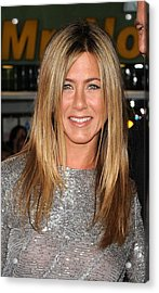 Jennifer Aniston At Arrivals For Love Acrylic Print by Everett