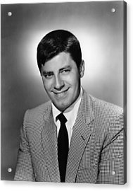 Jerry Lewis, Ca. Late 1950s Acrylic Print by Everett