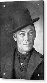 Jesse Linsley (b.1868) Acrylic Print by Granger
