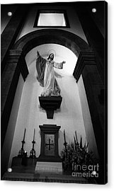 Jesus Christ Acrylic Print by Gaspar Avila