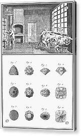 Jewelers Workshop Acrylic Print by Granger