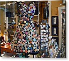 Jewelry Shoppe Acrylic Print by Pamela Patch
