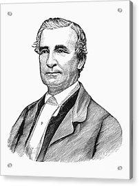 John Hunn (1818-1894) Acrylic Print by Granger