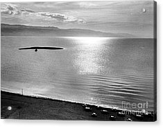 Jordan: Dead Sea, 1961 Acrylic Print by Granger