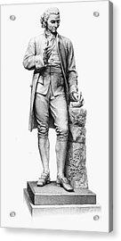 Joseph Priestley (1733-1804) Acrylic Print by Granger