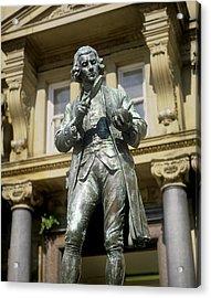 Joseph Priestley, British Chemist Acrylic Print by Martin Bond