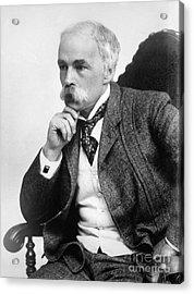 Julian Hawthorne (1846-1934) Acrylic Print by Granger