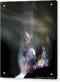 Ka - Dance Like A Dervish  Acrylic Print by Charles Warren
