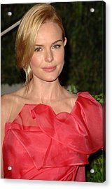 Kate Bosworth At Arrivals For Vanity Acrylic Print by Everett