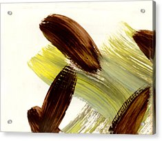 Kelp Takes Flight Acrylic Print by Kimanthi Toure