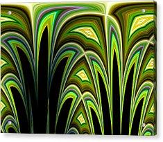 Kerensa No.3 Acrylic Print by Danny Lally