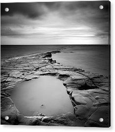 Kimmerdige Bay Acrylic Print by Nina Papiorek