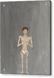 Koolaid 3 Acrylic Print by Darien Wendell