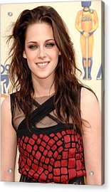 Kristen Stewart At Arrivals For 2009 Acrylic Print by Everett