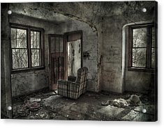 Last Days  Acrylic Print by JC Photography and Art