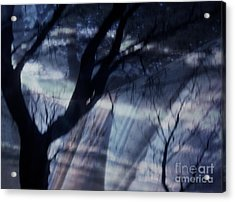 Laundry Day In Sleepy Hollow Acrylic Print by Janeen Wassink Searles