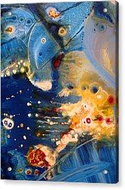 Le Petit Prince Acrylic Print by Mudrow S