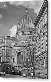 Lemon Squeezer - Academy Of Fine Arts Dresden Acrylic Print by Christine Till