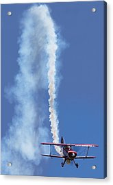 Life's The Pitts Acrylic Print by Kris Dutson