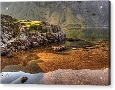 Little Island  Acrylic Print by Svetlana Sewell