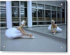 Living A Dream  Acrylic Print by Wendy Potocki