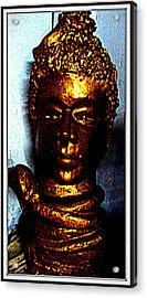 Lord Shiva Acrylic Print by Anand Swaroop Manchiraju
