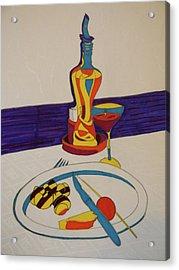 Los Caracoles Acrylic Print by Marwan George Khoury
