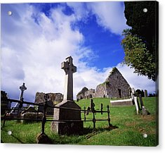 Loughinisland, Co. Down, Ireland Acrylic Print by The Irish Image Collection