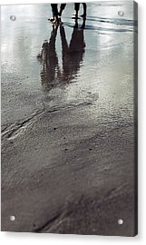 Low Tide Acrylic Print by Joana Kruse