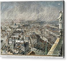 Manchester, England, 1876 Acrylic Print by Granger