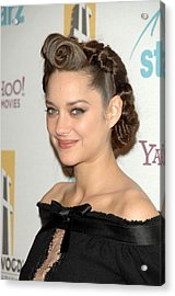 Marion Cotillard At Arrivals For The Acrylic Print by Everett