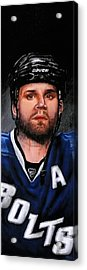 Marty St. Louis Acrylic Print by Marlon Huynh