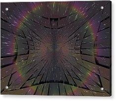 Matrix Acrylic Print by Tim Allen