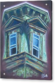 Memories Acrylic Print by Tersia Brooks