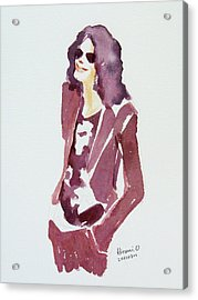 Mj 2009 Acrylic Print by Hitomi Osanai