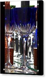 Murano Glass Acrylic Print by Raffaella Lunelli