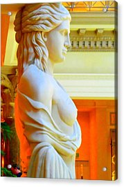 My Vegas Caesars 14 Acrylic Print by Randall Weidner