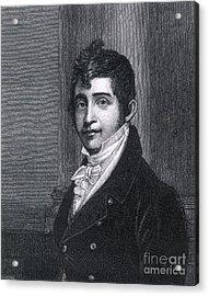 Nathan Appleton (1779-1861) Acrylic Print by Granger