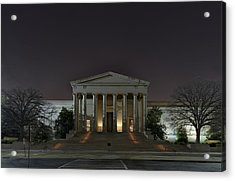 National Gallery Of Art Acrylic Print by Metro DC Photography