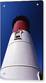 Nauset Beach Lighthouse Acrylic Print by Skip Willits