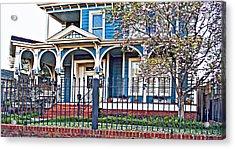 New Orleans Class Acrylic Print by Steve Harrington