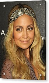 Nicole Richie At A Public Appearance Acrylic Print by Everett