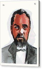 Norbert Rillieux Acrylic Print by Emmanuel Baliyanga